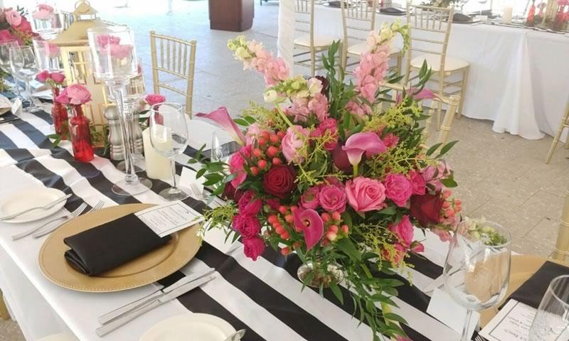 corporate floral design - CREATE